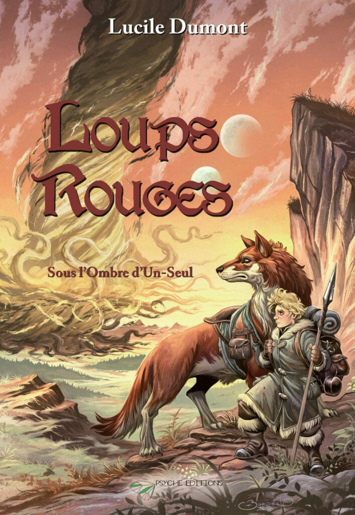 Couverture Loups Rouges - Tome 3